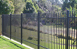 Nashville Commercial Fencing Company Commercial Fence