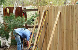 Nashville Fence Repair Repair Your Fence Today With Yard