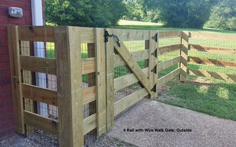 experienced nashville fence contractor