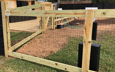 home and pet fencing